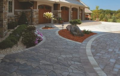 Well-Paved Driveways